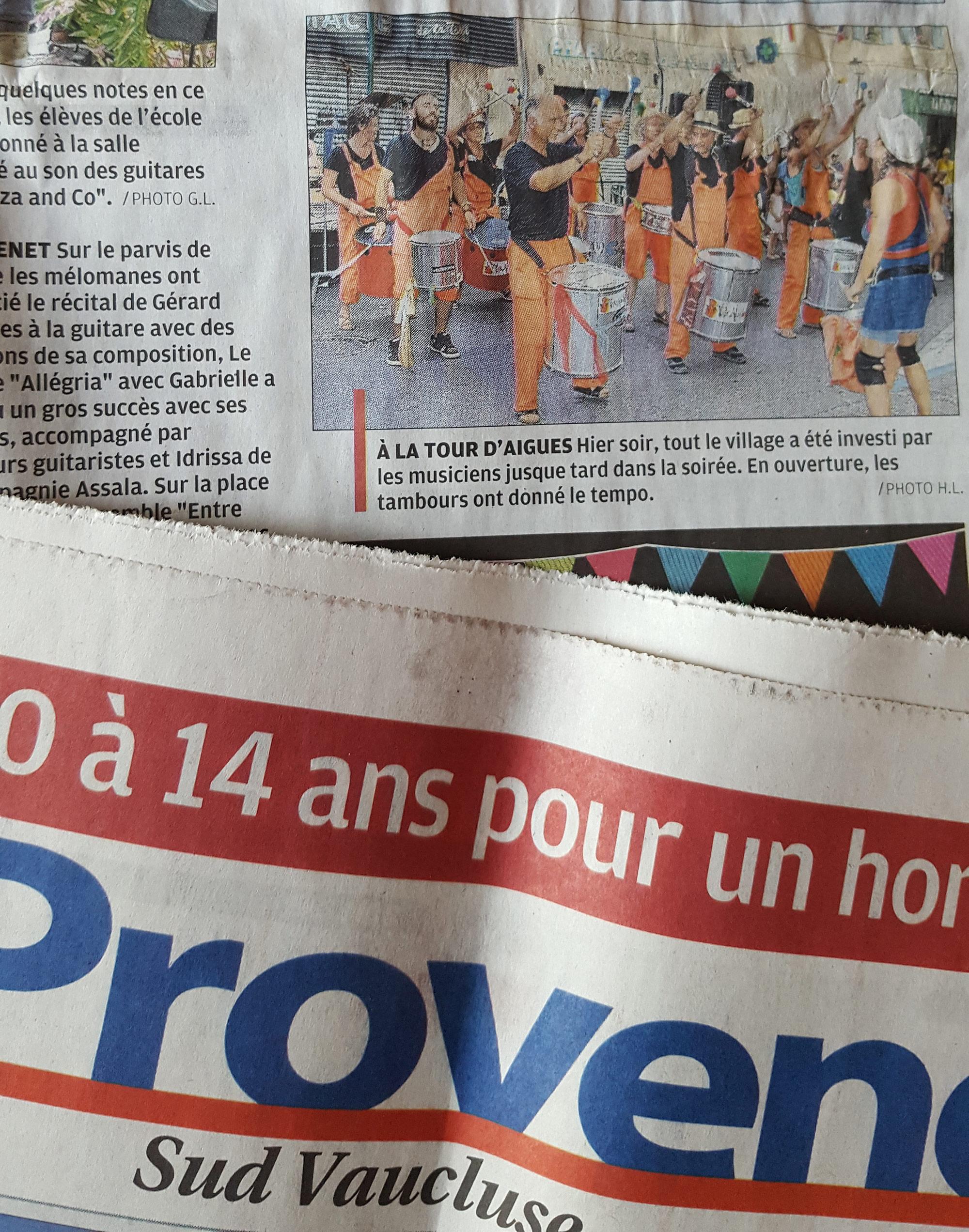 La Provence - 2017