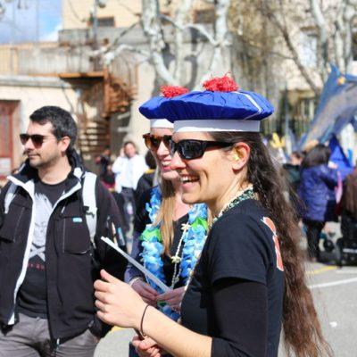 Carnaval d'Aubagne mars 2018